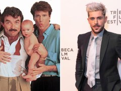 Zac Efron 'leading the cast of Three Men and a Baby reboot'
