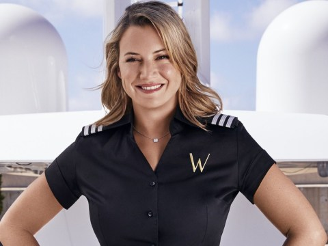 Below Deck's Hannah Ferrier jokes chef Rachel Hargrove joining season 8 cast is 'unfair'