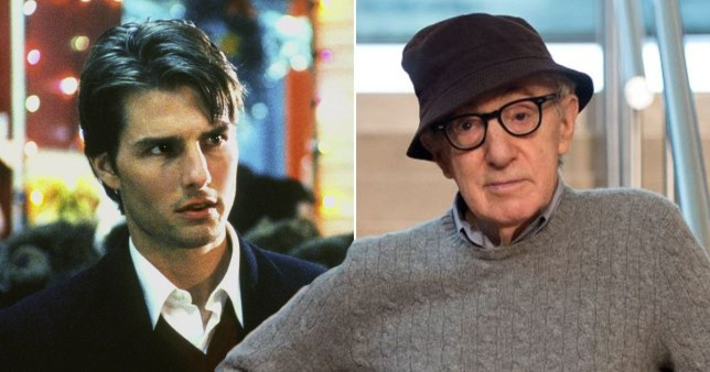 Woody Allen first imagined for Tom Cruise's role in Eyes Wide Shut and our eyes, our eyes PICS: Getty