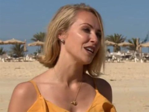 Laura Hamilton shut down by couple looking for holiday home on A Place In The Sun: 'If it was easy, we would have found it ourselves'