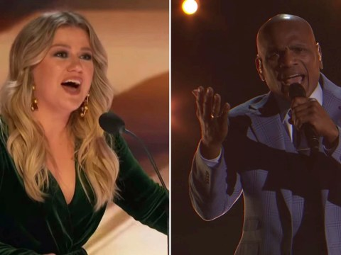 America's Got Talent: Kelly Clarkson wowed by wrongly-imprisoned Archie Williams' 'incredible testimony'