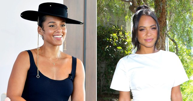 Alicia Keys producing Netflix rom-com