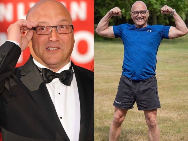 Gregg Wallace 'horrified' after watching old episodes of MasterChef Pictures: BBC/Gregg Wallace/Instagram