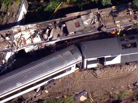 Network Rail warned about landslips four weeks before train derailment tragedy