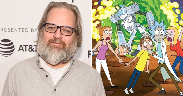 People Want Rick And Morty Cancelled After Old Dan Harmon ?Baby Rape? Video Resurfaces Pic: Netflix/Getty