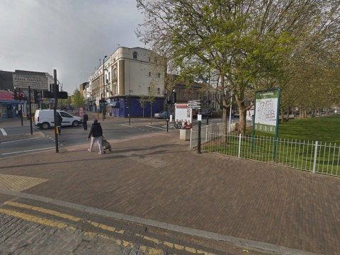 Police evacuate London block of flats after 'paint grenade' discovered