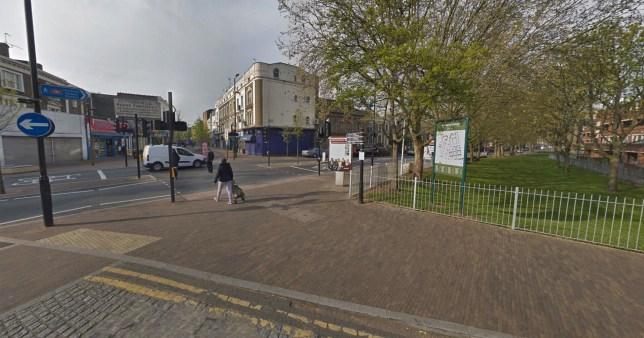 Dalston Lane, Hackney, east London