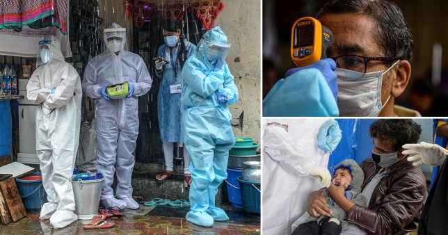 India overtakes Britain with fourth highest coronavirus death toll in the world.