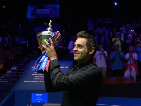 Ronnie O'Sullivan picks out highlights of 2020 World Snooker Championship win: 'That was lovely stuff'