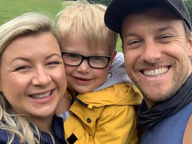 Rosie and Chris Ramsey baffled as WHSmith cancels their book's pre-orders - fans are pissed (Picture: @rosemarinoramsey/Instagram)