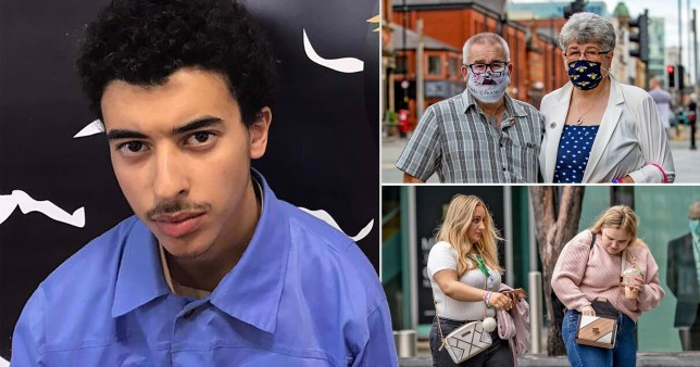 Hashem Abedi refused to attend court today as relatives of the Manchester bombing victims gave emotional testimony.