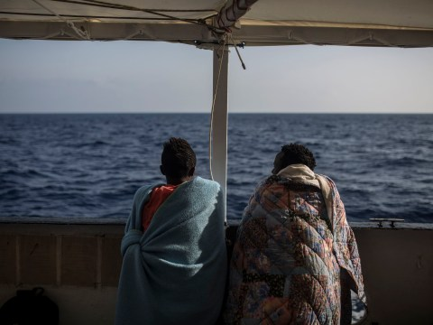 At least 45 die in largest shipwreck this year off Libyan coast