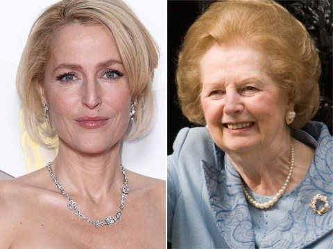 The Crown fans conflicted as they thirst over Gillian Anderson's Margaret Thatcher