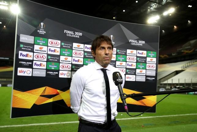 Antonio Conte drops huge exit hint after Inter Milan's Europa League defeat to Sevilla
