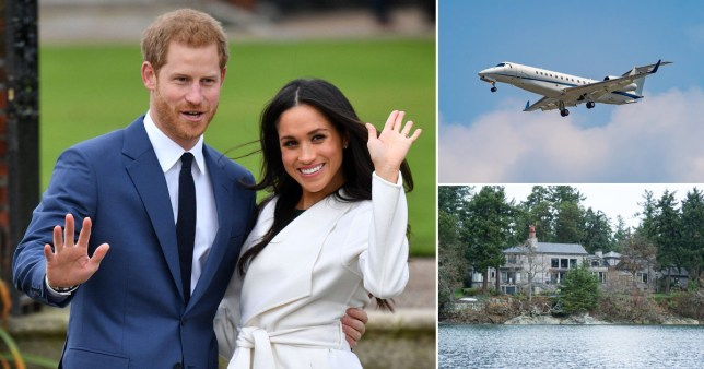 Harry and Meghan have enjoyed many gifts including private jet use and free stays in luxury homes since the beginning of their relationship.