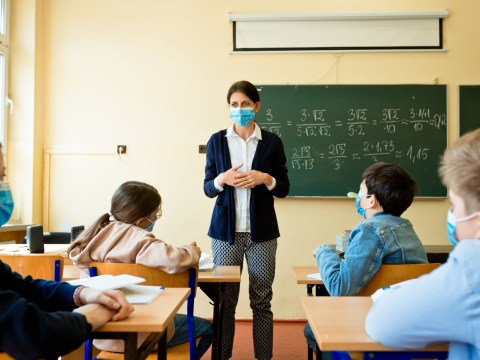 What are the rules on face coverings in schools in Wales and Northern Ireland and will they be needed in classrooms?