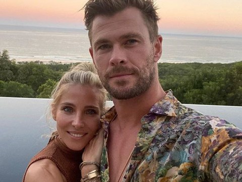 Elsa Pataky insists relationship with husband Chris Hemsworth is in 'no way' perfect