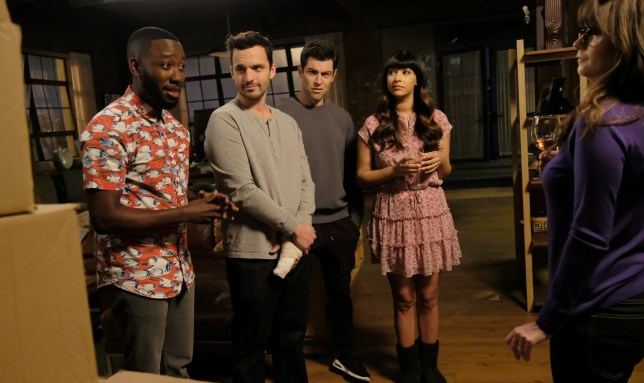Jake Johnson admits he never hung out with New Girl castmates 'outside of work'