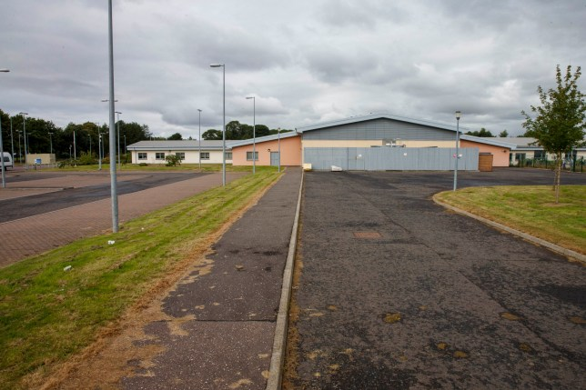 DUNDEE, SCOTLAND, AUGUST 24 - 2020: A total of 22 coronavirus cases, most of them adult staff, have now been linked to a school in Dundee. Kingspark School was closed last Wednesday as pupils and staff were asked to self-isolate for 14 days.
