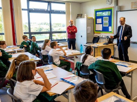 Schools could be put on a 'weekly rota system' in local lockdowns