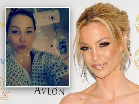Girls Aloud's Sarah Harding confirms breast cancer has advanced to other parts of her body