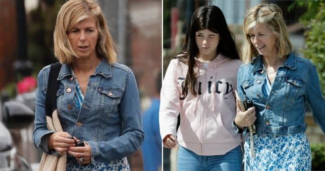 Kate Garraway and daughter Darcey