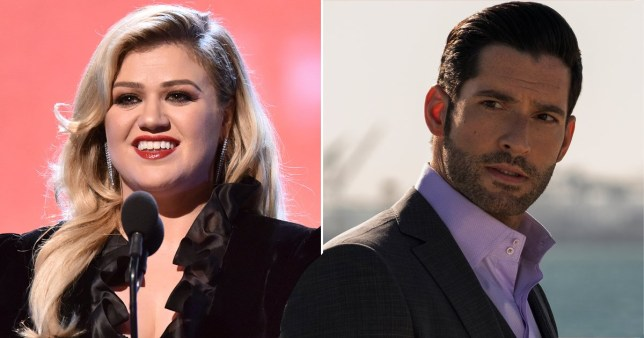 Lucifer superfan Kelly Clarkson can't get enough of a particular scene from Season 5a