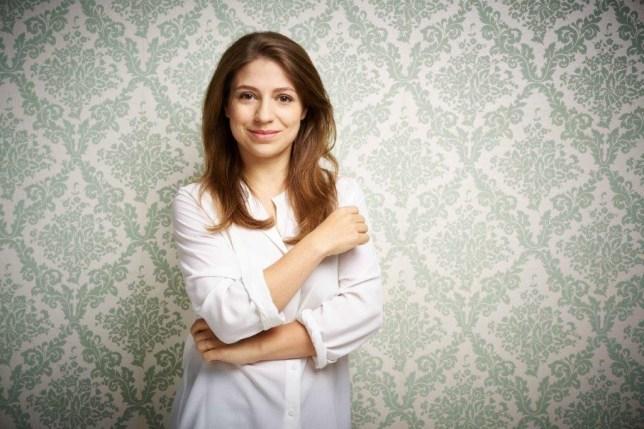 Conductor Dalia Stasevska
