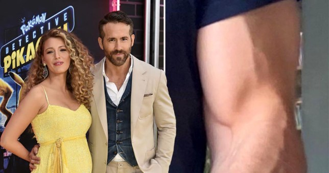 Blake Lively pervs on husband Ryan Reynolds' muscles as she turns 33: 'Happy birthday to me'