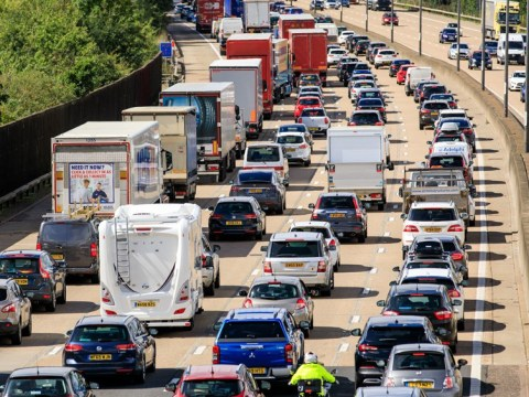 UK set for busiest Bank Holiday weekend on record as '18 million' drivers hit roads