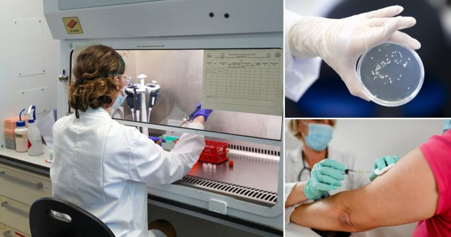 There is a race to develop an effective vaccine for coronavirus