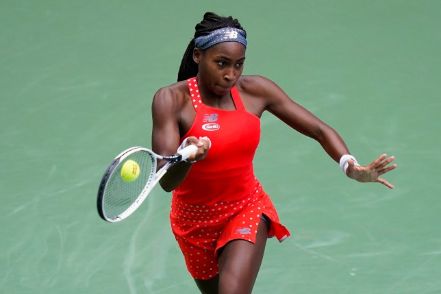 Coco Gauff loses in the first round of the US Open | Metro News