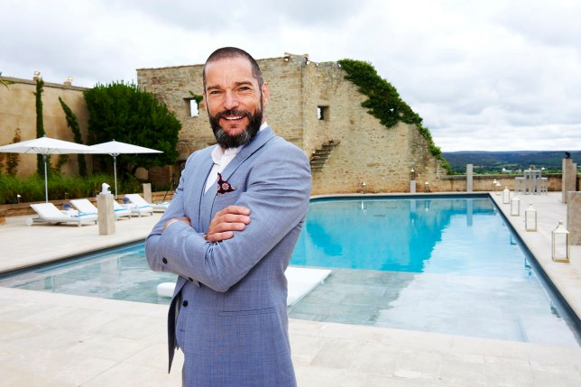 First Dates Hotel's Fred Sireiux