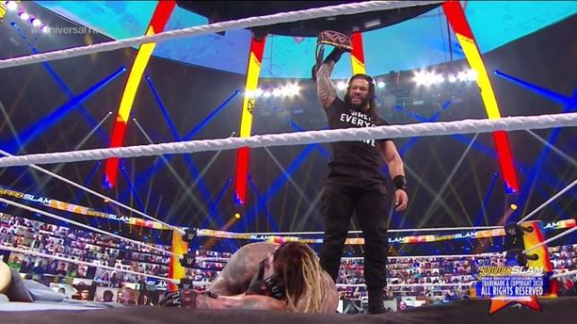 WWE superstar Roman Reigns returns at SummerSlam
