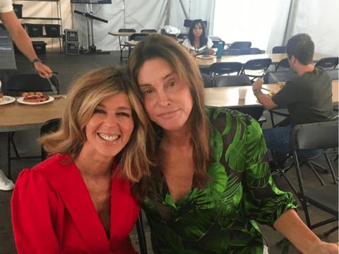 Kate Garraway supported by I'm A Celebrity's Caitlyn Jenner amid husband Derek's health battles