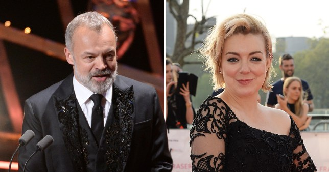 sheridan smith graham norton