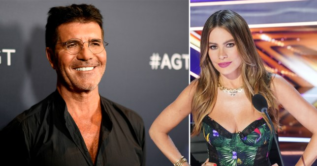 America's Got Talent judge Sofia Vergara wishes Simon Cowell was on the panel for her first year