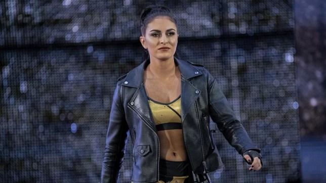 WWE superstar Sonya Deville