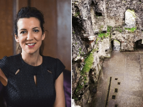 Mum secretly buys 900-year-old castle she fell in love with as a little girl