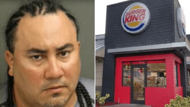Kelvis Rodriguez-Tormes, Burger King
