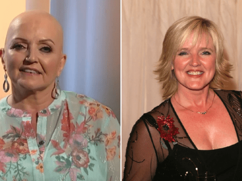 Linda Nolan 'saw late sister Bernie looking back at her in the mirror' after losing hair to cancer