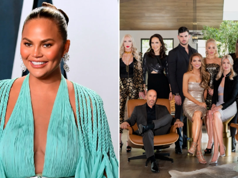 Chrissy Teigen has us doubting Selling Sunset plot as she shares thoughts on Netflix series