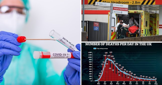 Around 10% of coronavirus deaths recorded in England will be wiped from official records due to an error in counting, a review found