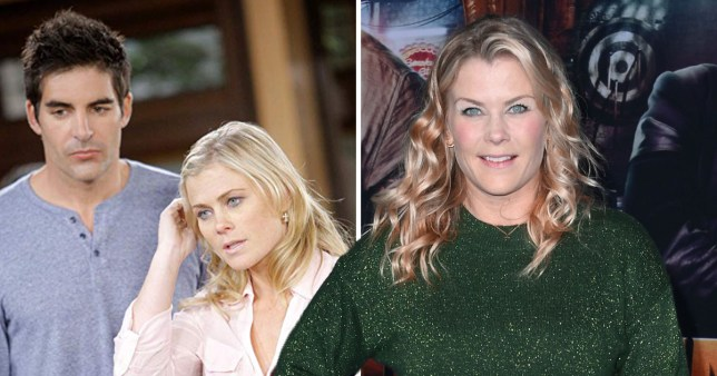 Days Of Our Lives star Alison Sweeney returning as Sami Brady