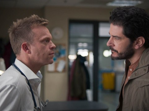 Casualty spoilers: Dylan struggles to keep quiet, and Jan has to rely on Fenisha