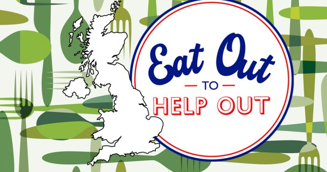 Check out the Eat Out to Help Out map