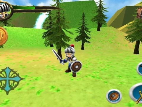 Zeld@ Ocarina Quest of Time may be the most hilariously blatant rip-off ever