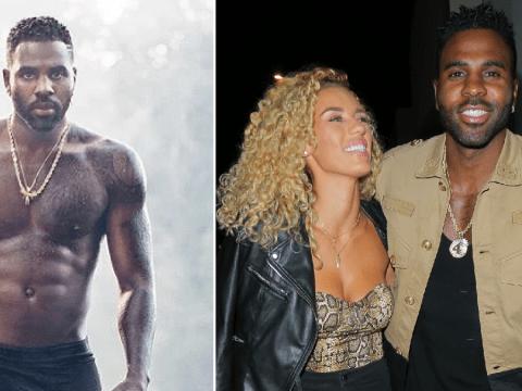 Jason Derulo reveals girlfriend Jena Frumes has 'no complaints' about his famous bulge photo