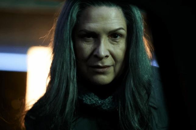 Joan Ferguson in Wentworth Prison