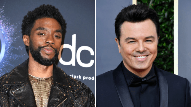 Chadwick Boseman Joins Forces With Seth Macfarlane For New Series Metro News